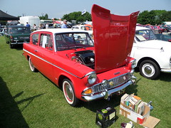 Ford Anglia_7177 (pjlcsmith2) Tags: ford car carshow anglia 105e svec swalevehicleenthusistsclub