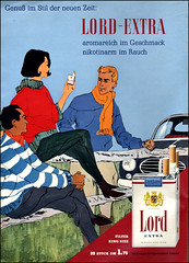 1962 german ad Lord Extra Cigarettes (Harald Haefker) Tags: classic promotion vintage magazine germany ads print advertising deutschland pub publicidad reclame cigarette ad lord retro smoking anuncio advertisement nostalgia german advert 1960s cigarettes werbung publicit magazin 1962 extra reklame nostalgie deutsch affiche publicitario zigaretten deutsche historie cigarro zigarette pubblicit rauchen cigarros sigaretta historisch werbe rclame klassische pubblicizzazione