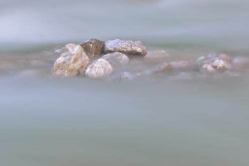 Hard stone, soft water