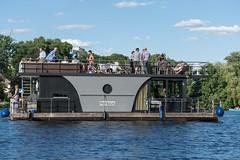 Nautilus Hausboot (zoisfotis) Tags: park berlin see boat haus spree nautilus treptower