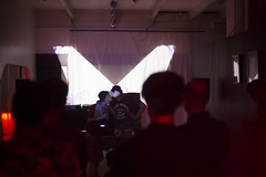 Crimson Butterfly (Divsters) Tags: music crimson butterfly concert ambient esoteric roja magia crimsonbutterfly magiaroja