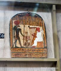 Harpist Stele (konde) Tags: wood music ancient stele votive hieroglyphs thebes cairomuseum 25thdynasty thirdintermediateperiod rahorakty