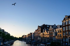 canallight (petdek) Tags: sunset sky canal glow platinumpeaceaward