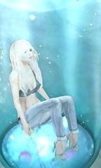 fun with Lara 02 (IT! (Indulge Temptation!)) Tags: phoenix spirit lara secondlife blackkite ikon maitreya glamorize 8f8 glamaffair kustom9 livalle hairlology