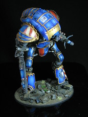 Imperial Knight Atrapos (T Markham) Tags: imperial knight forgeworld gamesworkshop 30k 40k commission spacemarines