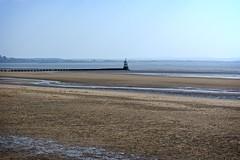 Crosby Beach (LiamC16) Tags: beach crosby groynes