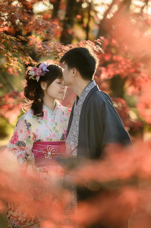 京都婚紗和服,日本婚紗,京都婚紗,京都楓葉婚紗,海外婚紗,和服拍攝,和服體驗,楓葉婚紗,DSC_0087