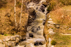 Val D'Aran (pinko palino) Tags: natura otoo catalunya ros pirineus rutas cascadas largaexposicion valdaneu noquera