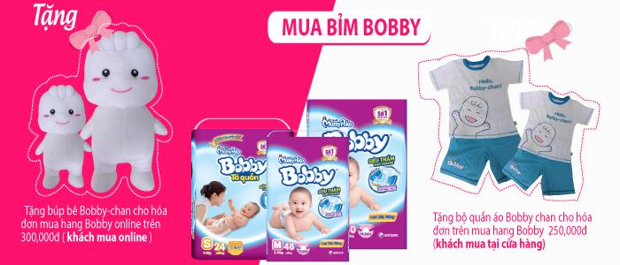 [Toàn Quốc] Mừng Sinh nhật Bobby - chan, Nhận quà cực cool