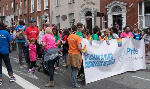 PRIDE PARADE AND FESTIVAL [DUBLIN 2016]-118173