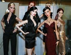 The many moods of Elyse Jolie (JennFL2) Tags: jadore la fte elyse jolie elise fr2 fashion royalty integrity toys