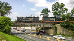 WP_20160624_13_17_43_Pro__highres (justincalvin555) Tags: railroad lake trains erie railfan wheeling gp35