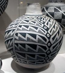 Pueblo Ceramics 950-1400 (ahisgett) Tags: new york art museum metropolitian