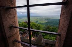 Alsace via Château du Haut-Kœnigsbourg (JØN) Tags: france nikon view scenic alsace chateau 1735mmf28d hautkoenigsbourg d700 châteauduhautkœnigsbourg