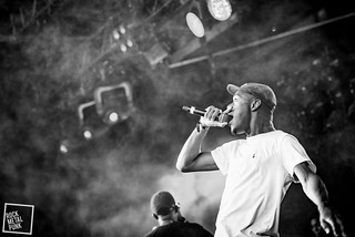 25.06.2016 - Woodie Smalls @ Grensrock Festival // Shot by Bart Salembier