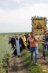 A cross procession from the village of Nikolskoe to the village of Adamovka / Крестный ход из Никольского в Адамовку (32)