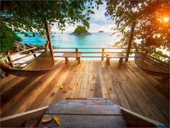 Koh Lipe island (liseykina) Tags: morning summer sun sunrise thailand koh lipe satun bankolipe