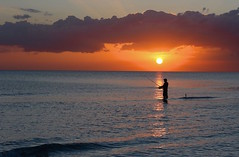 IMG_7240 Time to finish. EXPLORE June 30, 20016 (lada/photo (on a road)) Tags: sunset fishing fishingatsunset ladaphoto floridabeaches floridasunset floridasky