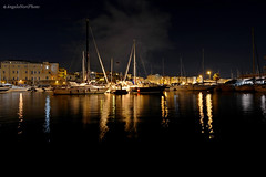 Notte (Angelo Nori) Tags: panorama night mare porto notturno notturni angelonori
