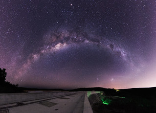 Milky Way Panorama - Canning Dam