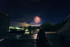 July 2nd (Ian. S.) Tags: fireworks greenport longisland july4th northfork