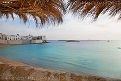 Summer beginning in Gallipoli (Alfetta78) Tags: sea summer italia mare estate holliday gallipoli salento puglia spiaggia vacanza apulia puritate