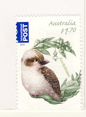 Australien May (postcardlady1) Tags: stamp briefmarke