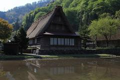The Historic Village of Gokayama (satoson) Tags: japan unescoworldheritagesite  toyama  gifu shirakawago gokayama   ainokura   gasshozukuri    canon5dmarkii
