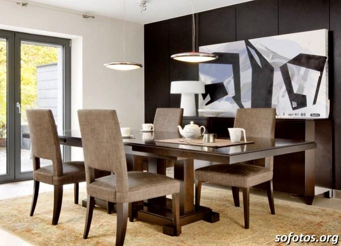 Salas de jantar decoradas (52)