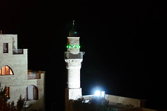 Sea Mosque Photo