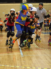 """Stockholm BSTRDs vs. Dock City Rollers-27 • <a style=""""font-size:0.8em;"""" href=""""http://www.flickr.com/photos/60822537@N07/8995162541/"""" target=""""_blank"""">View on Flickr</a>"""