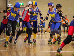 """Stockholm BSTRDs vs. Dock City Rollers-5 • <a style=""""font-size:0.8em;"""" href=""""http://www.flickr.com/photos/60822537@N07/8995165463/"""" target=""""_blank"""">View on Flickr</a>"""