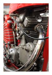 Parilla 250 1948 250cc OHC (Michel 67) Tags: classic vintage motorbike antigua antiguas moto motorcycle parilla ancienne motocicleta motorrad vecchia motocicletta motocyclette clasica vecchie clasicas motociclette motociclete classik motorcyklar motocyklar motociclettas motocicletti