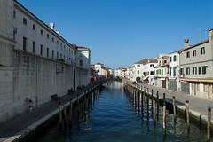 venticinque miglia distante (Antonio_Trogu) Tags: bridge italy water italia ponte prison acqua canale chioggia veneto carcere antoniotrogu
