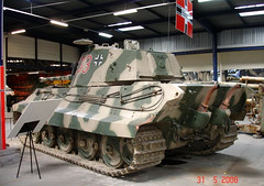 "PzKpfw VI Ausf.B -Tiger II  (10) • <a style=""font-size:0.8em;"" href=""http://www.flickr.com/photos/81723459@N04/9326964657/"" target=""_blank"">View on Flickr</a>"