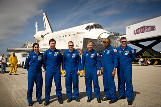 Discovery STS-133 Mission Landing