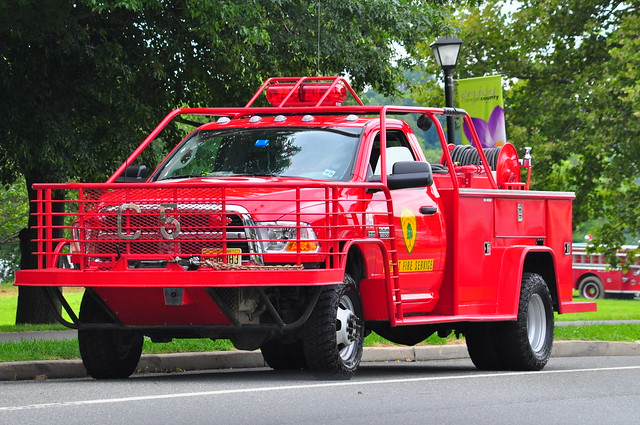 newjersey nj firetruck dodge fireengine c5 3500 njdep pennsauken brushtruck camdencounty newjerseyforestfireservice
