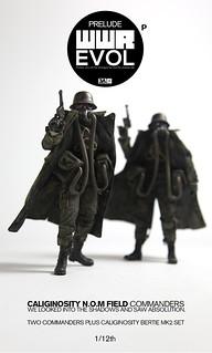 WWRp EVOL 系列:NOM Commanders