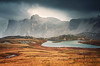 Bödenseen (Youronas) Tags: italien italy mountain lake mountains alps clouds rocks italia alpini alpen mountainlake dolomites dolomiti südtirol southtyrol dolomiten trecime dreizinnen dreizinnenhütte bödenseen einserkofel