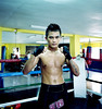Filipino Boxer (Click on photo to see it larger and to it's full effect). (Serum 114) Tags: manila boxer filipino thephilippines vitocruz filipinoboxer elordegym