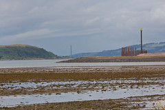 Last day of the lum (md93) Tags: chimney clyde wind offshore turbine lum ayrshire inverkip hunterston