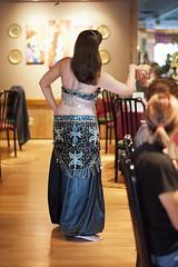 11th New(er) Dancer NIght at the Med Hookah  07 18 13 - Nazeera (Drumdude Bill) Tags: beautiful bellydance madisonwisconsin nazeera nikond700 nikkor50mmf14g mediterraneanhookahloungeandcafe doumtekphotography