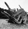 Swiks 2 (schoeband) Tags: bw 120 6x6 film mediumformat sweden schweden shipwreck sverige rodinal seashore öland hasselblad500cm naturreservat swiks efker25 vraket