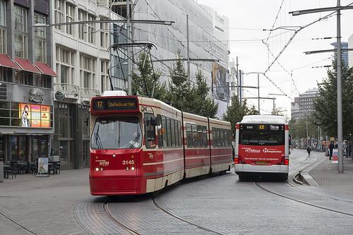 HTM 3145 - Den Haag, Spui