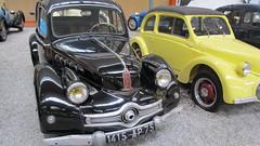 Panhard-Levassor Berline X86 1953 (v8dub) Tags: auto old france classic car museum frankreich automobile cit voiture muse alsace oldtimer oldcar oldcars elsass collector panhard mulhouse wagen pkw klassik levassor