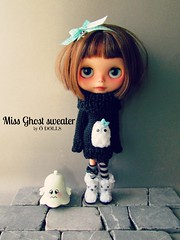 Miss Ghost sweater