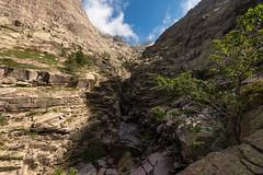 Day 2: Toward the Muvrella lake (Damien [Phototrend.fr]) Tags: mountain france trekking trek hiking corse gr20 corsica september asco randonnée granderandonnée 2013