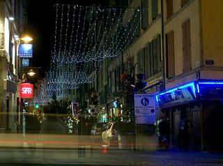 Le Puy-en-Velay, illuminations 2007