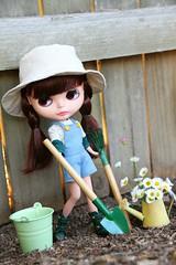Spring Garden time...
