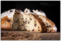 Lemon curd - Pan dulce 3 (iLfEchU) Tags: textura navidad merrychristmas pandulce cakeshop maderas fernandocastellanos